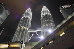 torri Petronas foto