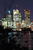 notte in città foto