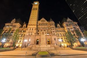 vecchio municipio di Toronto