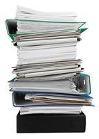 file, documento, manoscritto foto