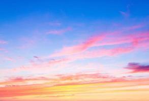 tramonto bellissimo
