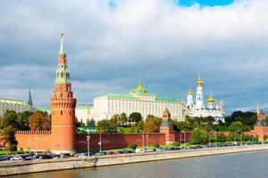 Cremlino di Mosca foto