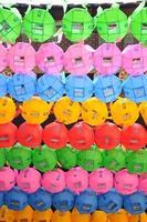 lanterne della Corea foto