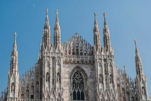 la cattedrale di milano