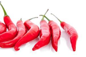 peperoncino rosso foto