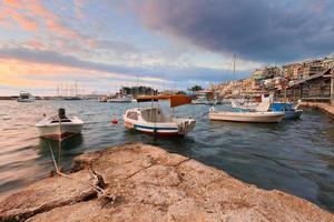 marina di mikrolimano ad Atene. foto