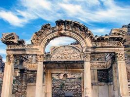 tempio di adriano - efeso, turchia