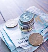 soldi russi foto