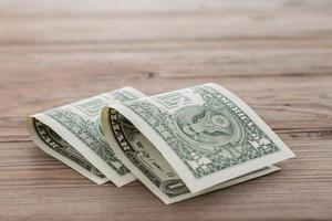 soldi del dollaro foto