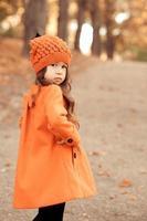 bambino alla moda foto