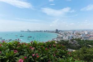 spiaggia di Pattaya
