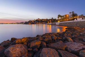 spiaggia di playetas. foto