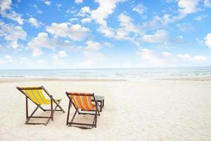 sedie da spiaggia