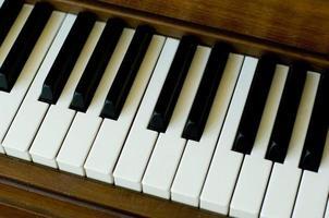 pianoforte da vicino foto