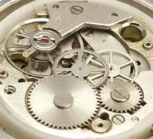 orologio da vicino