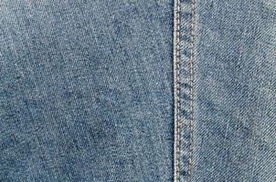 jeans dettagliati del primo piano foto