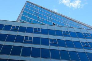 edificio per uffici. avvicinamento. foto