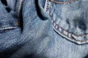 primo piano delle blue jeans