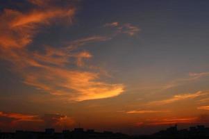 tramonto foto