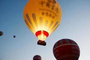 capadocia, tacchino, baloon