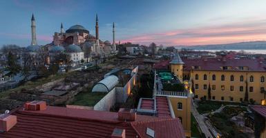 Istanbul in Turchia foto