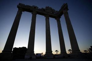 Turchia lato Apollo foto