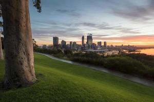 perth sunrise foto