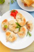 bistecca di pollo foto
