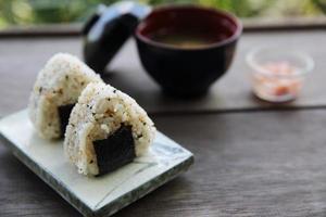 palla di riso onigiri
