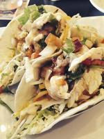 tacos di pesce foto