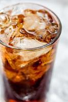 soda marrone foto