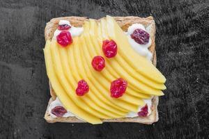 ricette per pane tostato foto