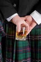whisky scozzese foto