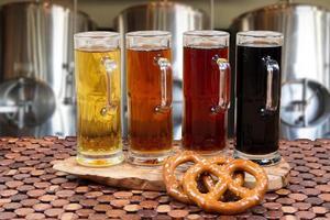 volo della birra foto