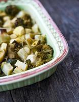 verdure al forno foto
