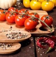 verdure e spezie