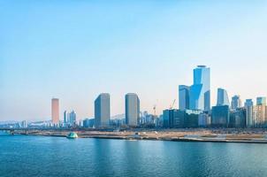 skyline di Seoul foto