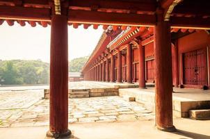 Santuario di Jongmyo foto