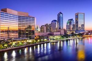 Jacksonville, Florida Skyline foto