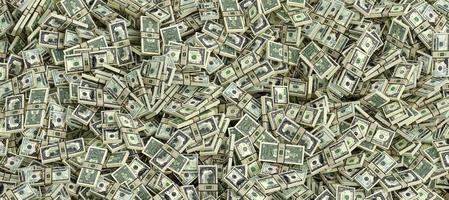 denaro contante foto
