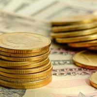 concetto finanziario. foto