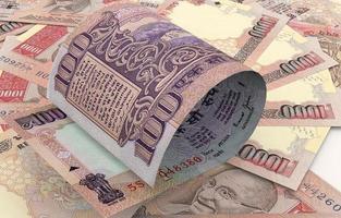 rupia indiana foto