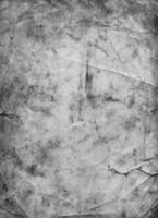 vecchio sfondo grunge monocromatico foto