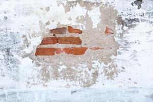 vecchia struttura della parete