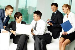 comunicazione d'affari