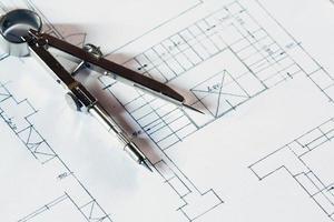 progetto di costruzione foto