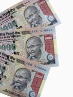 valuta indiana foto
