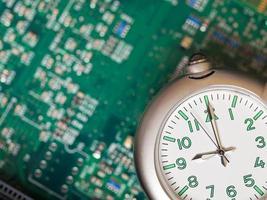 tempo per la tecnologia foto