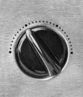 quadrante manopola di controllo tecnologia foto