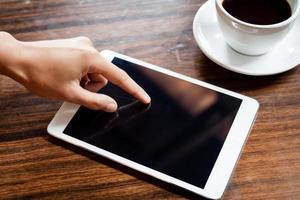 touchscreen per tablet foto